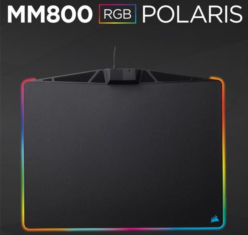 Corsair Mm800 Rgb Polaris Gaming Mouse Pad Review Eteknix