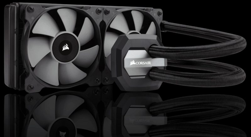 Corsair H110i V2 240mm AIO CPU Cooler Review