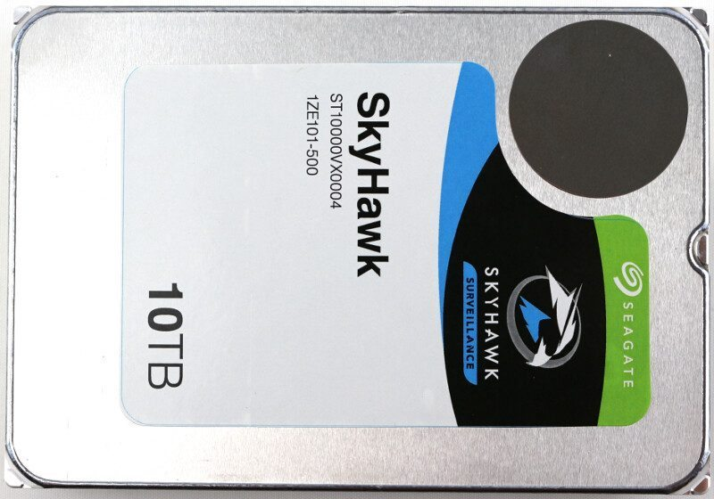 Seagate Skyhawk 10tb Nvr And Dvr Hdd Review Eteknix