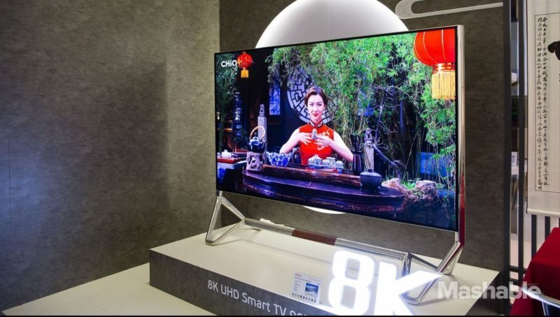 8K TV Prices Dropping Fast – Cheapest Now 'Only' $55k! | eTeknix