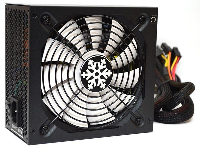 Rosewill Glacier 600W Gaming Power Supply Review