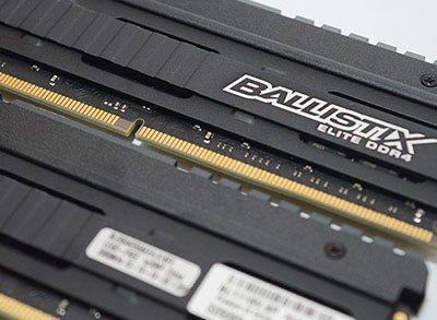 Crucial Ballistix Elite 16GB DDR4 3000MHz Memory Kit Review | eTeknix
