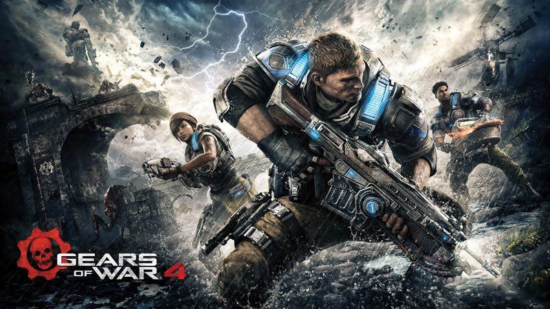 Gears of War 4 DirectX 12 Performance Analysis | eTeknix