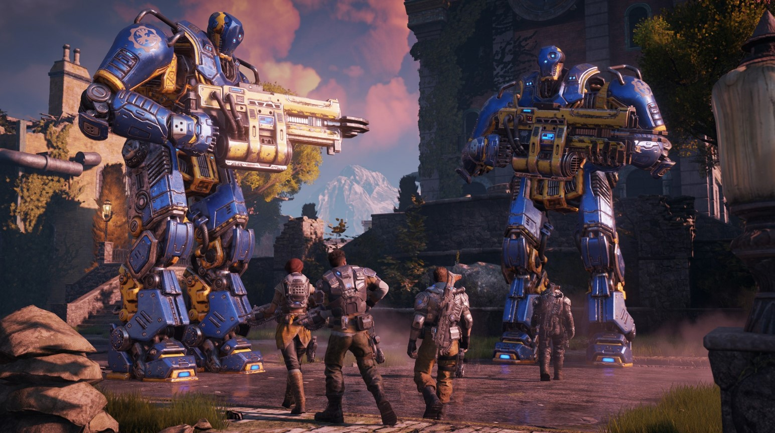 Gears of War 4 Goes Gold – Will Support Split-Screen on PC