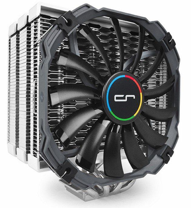 Cryorig H5 Universal CPU Air Cooler Review
