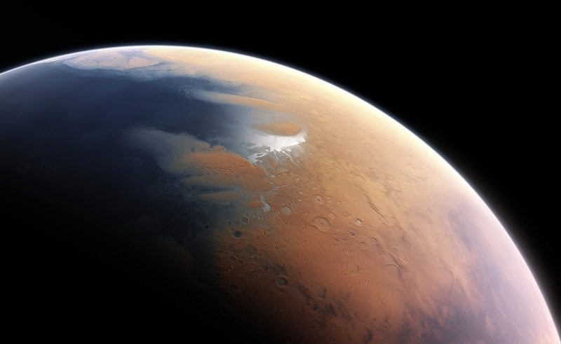 US Congress Mandates Manned Mars Mission within 25 Years