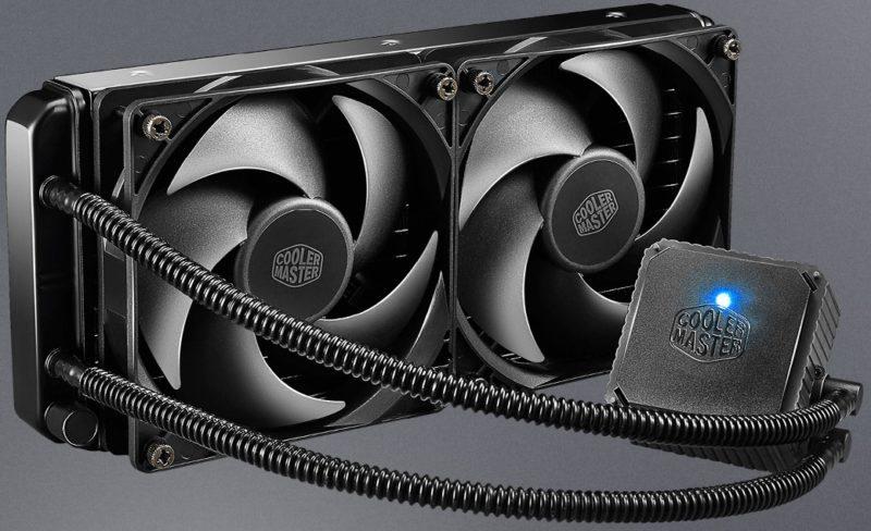 Cooler Master Seidon 240V AIO CPU Cooler Review