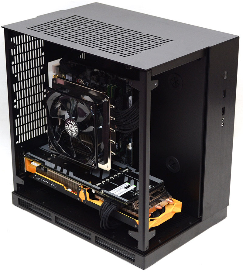 how to judge airflow pc build