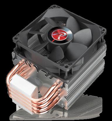 Raijintek Aidos CPU Cooler Review