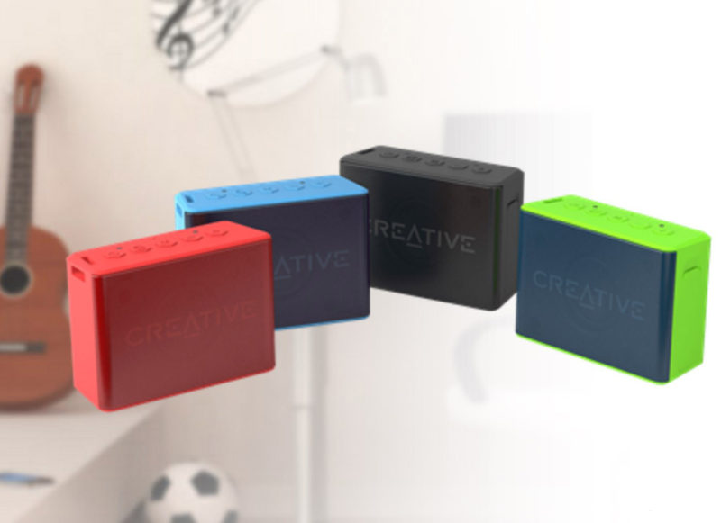 Creative Muvo 2C Wireless Speakers With Stereo Pairing Review