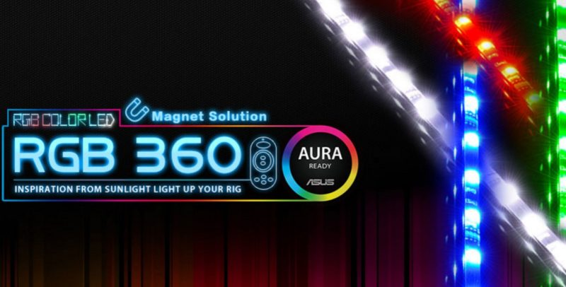 DeepCool RGB 360 Magnetic Lighting Kit Review