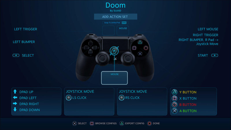 Steam Controller API Adding Support For Dual Shock 4 | eTeknix