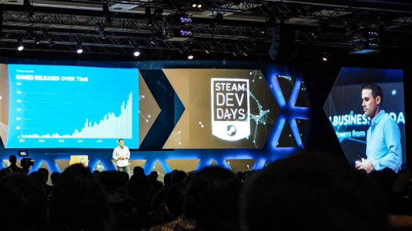 Valve Reveal Latest Innovations at Steam Dev Days