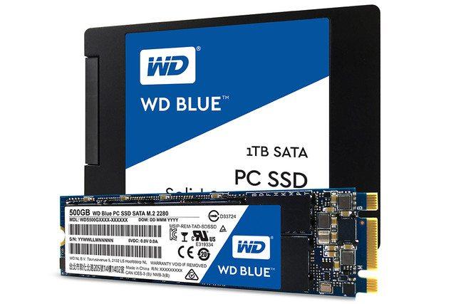 Western Digital Enters the SSD Market