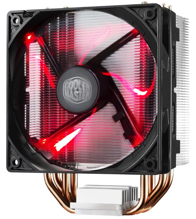 Cooler Master 212 LED CPU Cooler Review