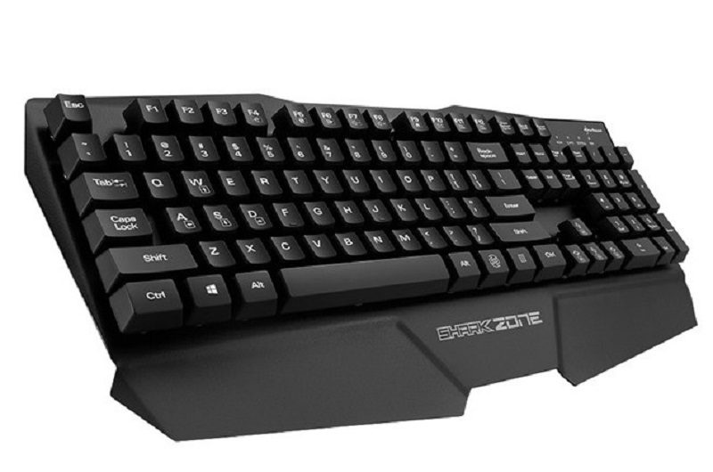 Sharkoon Unveils Shark Zone K15 Keyboard