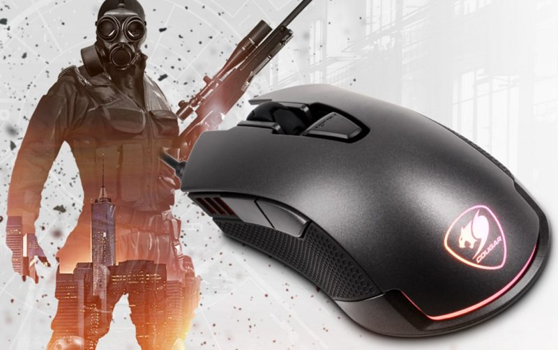 Cougar Revenger Optical Gaming Mouse and Bunker Bungee Review