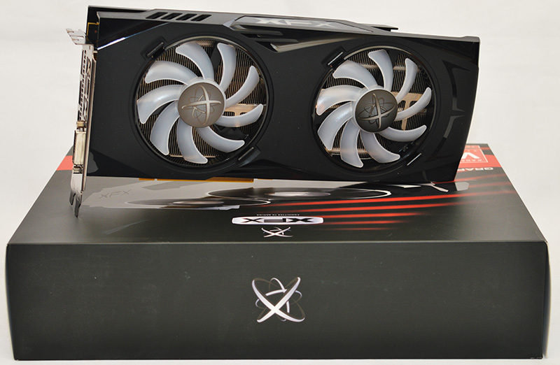 XFX RX 480 GTR Black Edition Graphics Card Review | eTeknix
