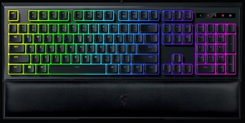 Razer Ornata Chroma Keyboard Review | eTeknix