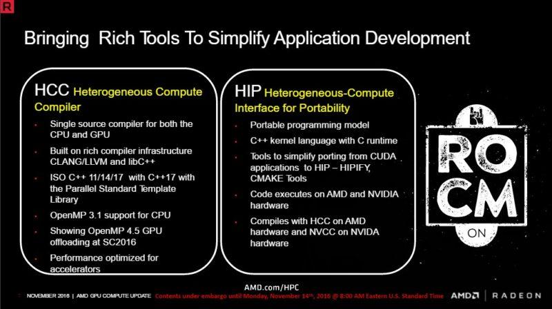 AMD Announces The Radeon Open Compute Platform | eTeknix