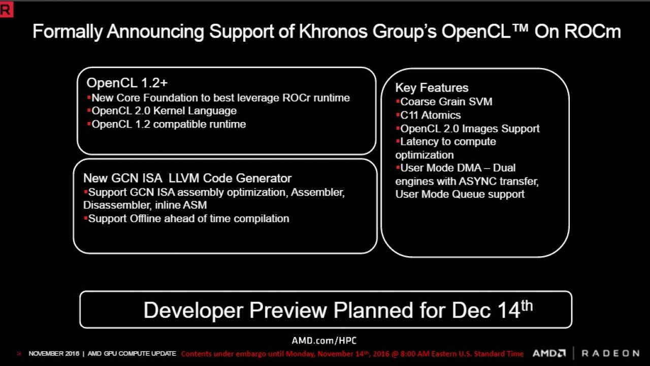 Opencl Next