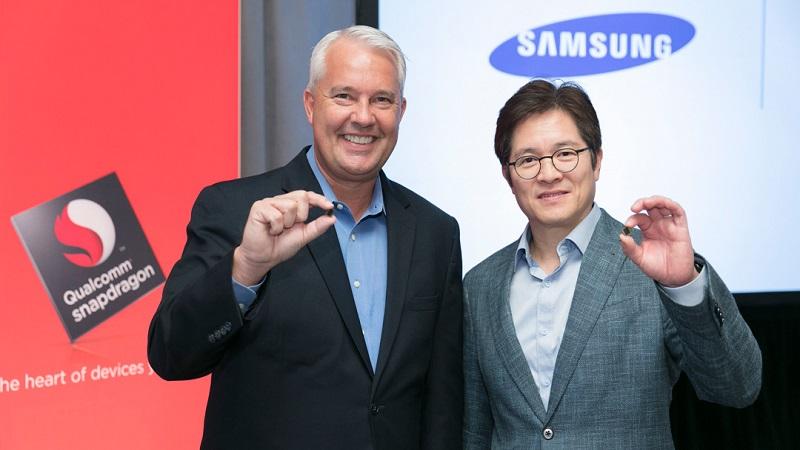 Qualcomm Snapdragon 835 Samsung 10nm
