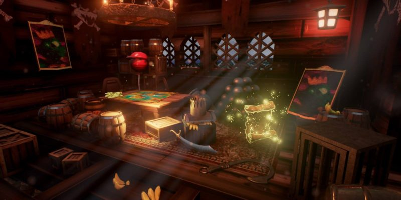 What Donkey Kong Country 2 Would Look Like in Unreal Engine