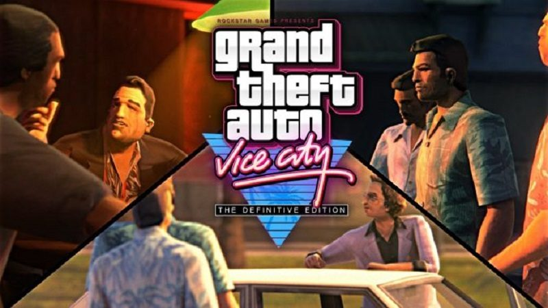 GTA Vice City Modern Version 1 2 Adds a Series of