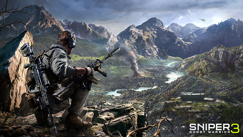 PC System Requirements Released for Sniper: Ghost Warrior 3