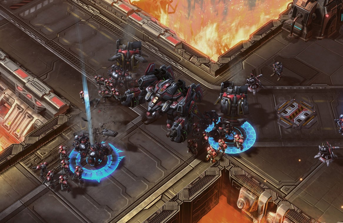 South Korean Presidential Candidate Uses Starcraft Maps for His