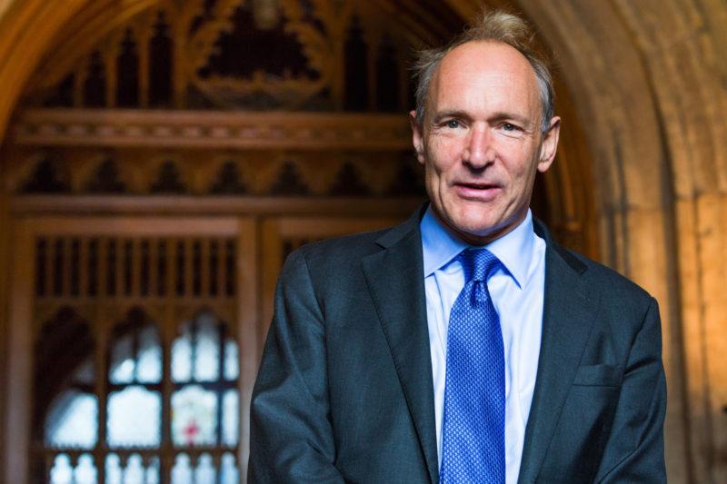 WWW Inventor Attacks New Undemocratic UK Surveillance Law