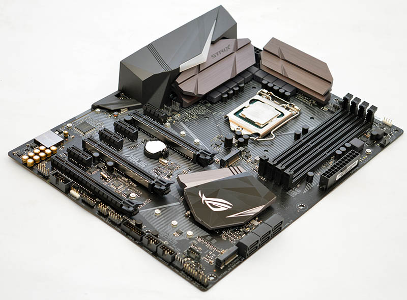 ASUS STRIX Z270F GAMING LGA1151 Motherboard Review