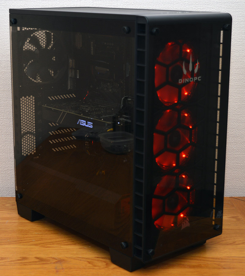 DinoPC GT5 GTX 1060 Kaby Lake Gaming PC Review