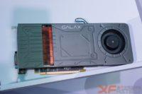 GALAX Unveils Single Slot GTX 1070 Graphics Card