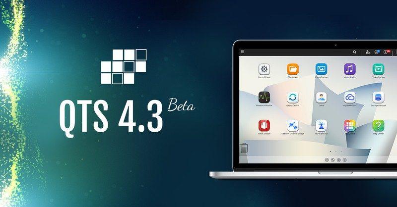QNAP Releases the Beta Version of QTS 4 3 | eTeknix
