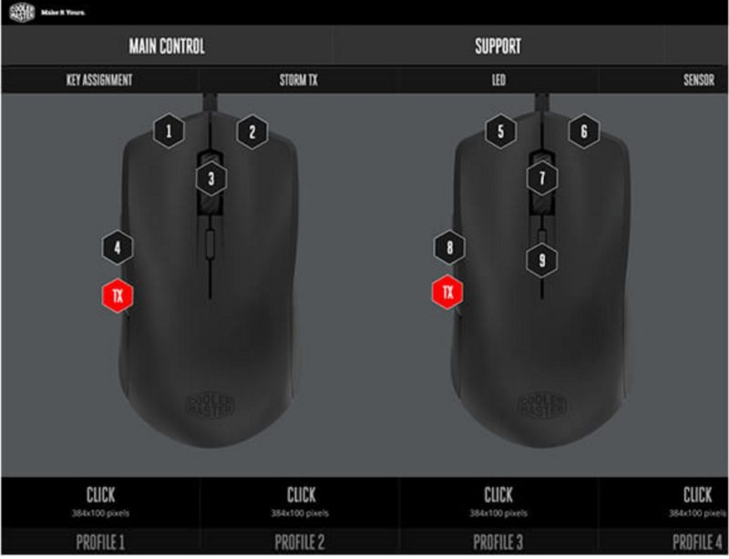Cooler Master Mastermouse S RGB Gaming Mouse Review | Page 3 of 4