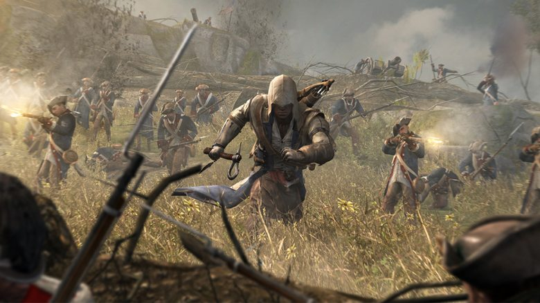 Ubisoft Giving Away Assassin's Creed 3 for Free!