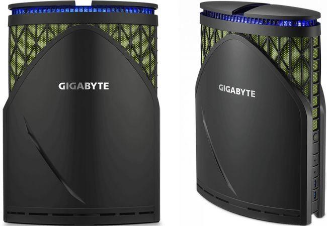 Gigabyte Brix GT Gaming Desktop Unveiled