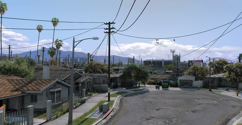 Grand Theft Auto V Receives Another Impressive Graphics Mod | eTeknix