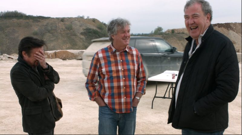 The Grand Tour Becomes Most Illegally Downloaded Show Ever!