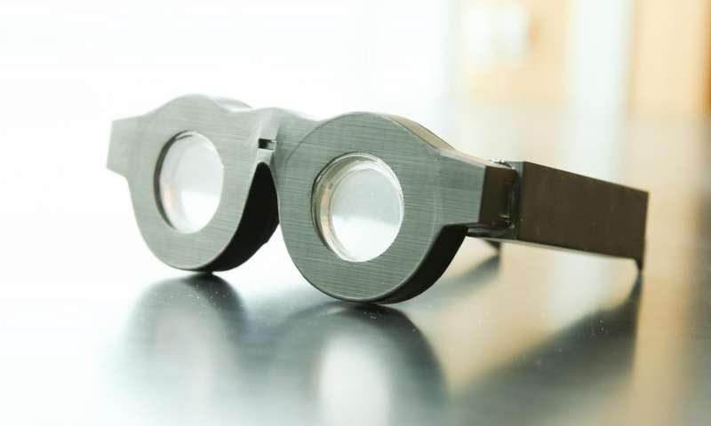 New Smart Glasses Prototype Boasts Auto-focus Capability