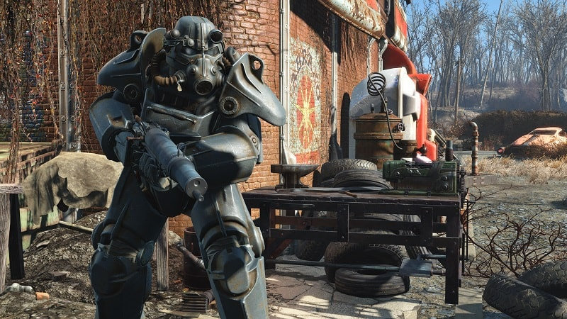 Bethesda Fallout 4 RX 490