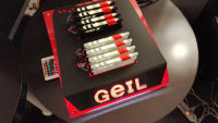 GEIL Demos DDR4 Memory Kits at CES 2017