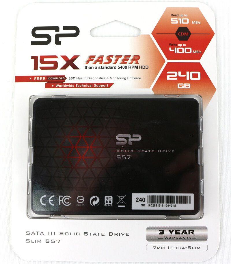 Silicon Power S57 Photo box front