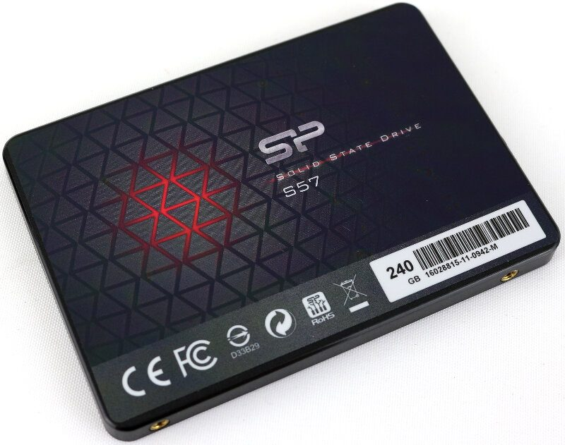 Silicon Power S57 Photo top 2