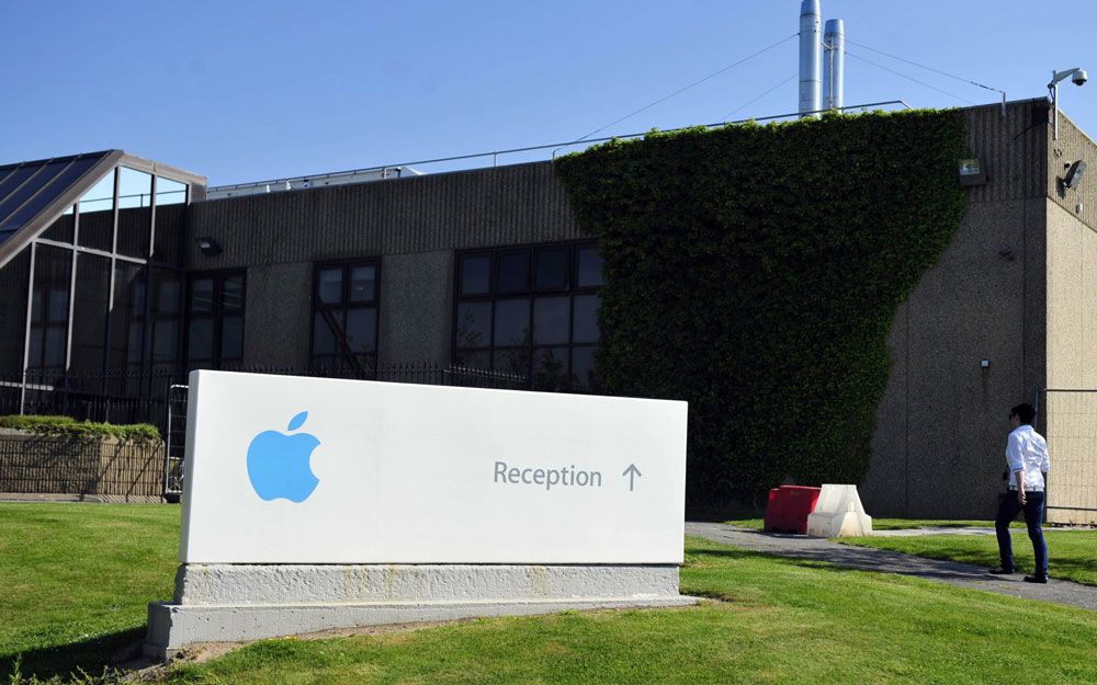 Apple Moved Its International Headquarters from ITunes to Ireland on February 5