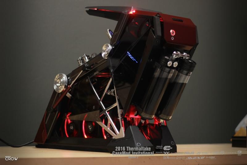 Vote and Win Prizes from Thermaltake's 2016 CaseMod