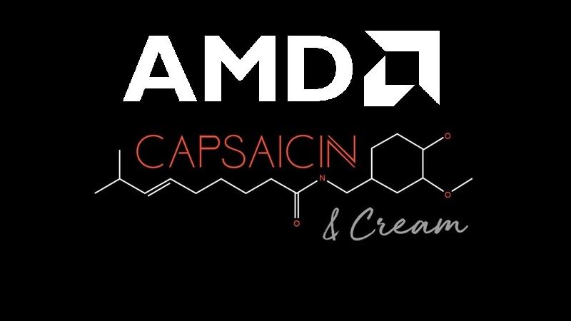 AMD Capsaicin and Cream Vega Ryzen