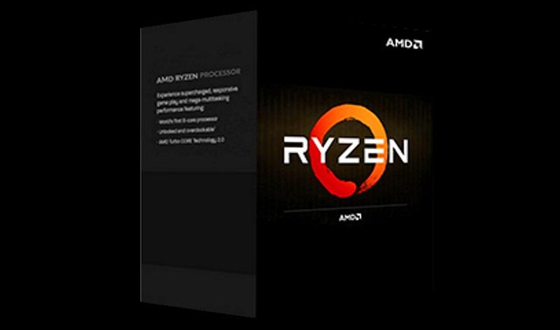 AMD Ryzen Box Art