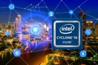 Intel Cyclone 10 FPGA Family Launched